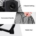 Costway High Velocity 3-Speed Floor Fan