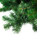 9 Feet Pre-Lit PVC Artificial Christmas Tree with 700 LED Lights