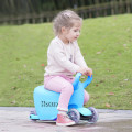 3 in 1 Kids Kick Scooter with Storage Function Adjustable Handle