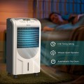Portable Air Cooler Fan with Heater and Humidifier Function
