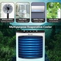 3-in-1 Portable Evaporative Air Conditioner Cooler with Remote Control for Home