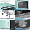 Countertop Air Drying Dishwasher with Water Tank and 5 Programs