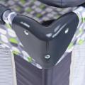 Foldable Travel Baby Crib Playpen Infant Bassinet Bed w/ Carry Bag