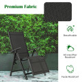 Aluminum Frame Outdoor Foldable Reclining Chair