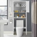 Over The Toilet Bathroom Storage Space Saver with Shelf