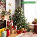 6 Feet Artificial Christmas Spruce Hinged Tree