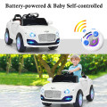6V Kids RC SUV Ride-on Car with Remote Control and MP3