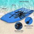 Super Lightweight Bodyboard Surfing with Leash EPS Core Boarding