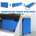 Folding Camping Bed Outdoor Portable Military Cot Sleeping Hiking