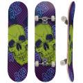 "31"" x 8"" Professional Kids Maple Deck Wood Skateboard"