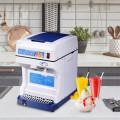 Efficient Electric Ice Shaver Machine with Low Noise