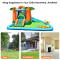 Kids Inflatable Bounce House with Blower