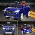 6 V Licensed Maserati Kids Ride on Car