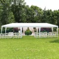 10' x 30' Waterproof Gazebo Canopy Tent with Connection Stakes for Wedding Party