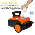Heavy Duty Household Multipurpose Steam Cleaner with 18 Accessories