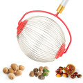 Medium Rolling Nut Gatherer Picks up Balls Nuts & Other Objects
