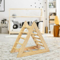 Wooden Climbing Pikler Triangle Ladder for Toddler Step Training
