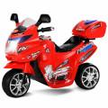 6 V 3 Wheels Kids Ride on Motorcycle