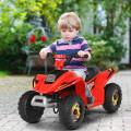 6V Kids Electric ATV 4 Wheels Ride-On Toy