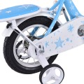"""16"""" Kids Bike Bicycle with Training Wheels and Basket"""