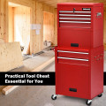 6-Drawer Tool Chest w/ Heightening Cabinet