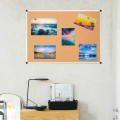 """44"""" x 32"""" Cork Notice Pin Board  with Aluminum Frame"""