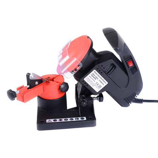 7500 rpm Portable Electric Sharpener Chainsaw
