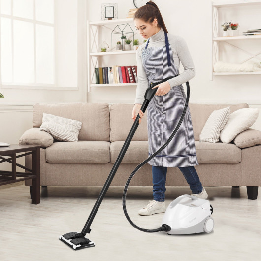 2000W 1.5L Steam Cleaner Mop Multi-Purpose Steam Cleaning